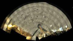 嫦娥五號探測器正按計劃開展月面采樣工作