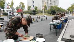 武警安徽總隊:以比促訓 全面提升后裝專業能力