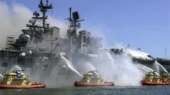 """美海軍稱將報廢處理""""好人理查德""""號"""