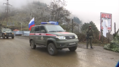 【關注納卡局勢】俄國防部:拉欽地區已移交阿塞拜疆