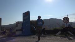 中國赴黎巴嫩維和官兵展開應急防衛演練