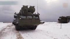 俄羅斯S-300首次部署俄日爭議島嶼