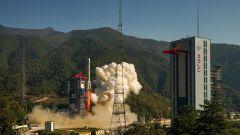 我國成功發射高分十四號衛星