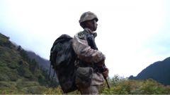 16年軍旅生涯 每次巡邏超4萬步 老兵眼含熱淚告別他守衛的地方