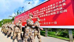 陸軍第75集團軍某旅:紅色家譜點亮教育課堂