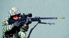 想成为一位真正的狙击手,除打的准之外,还需要……