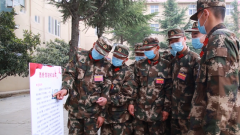 武警焦作支队:法律服务助力新战士成长