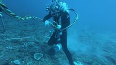 【第一军视】屏住呼吸!直击海军潜水员大深度饱和潜水