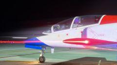 飞行全天时 备战全天候  ——空军西安飞行学院某旅新大纲学员夜航单飞训练掠影