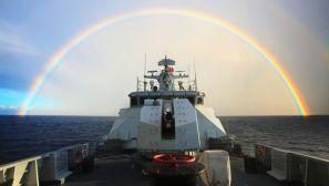 一组光和影,带你感受南海水兵踏浪蹈海的热血豪情