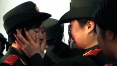 催泪视频|新兵下连