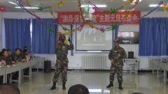 军营里来了两位MC 一首《中国军人》瞬间点燃全场