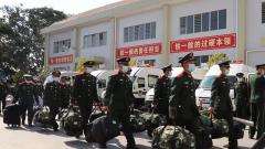 """武警部队:新兵下连为基层注入""""新鲜血液"""""""