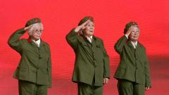 """《老兵你好》20210102 """"金珠玛米""""闯天路(上)——致敬原18军进藏女兵"""