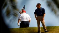 杜文龙:美疫情最严重的时候总统打高尔夫副总统滑雪 网友绝望