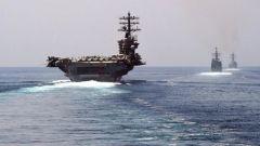 美媒称航母后撤是向伊朗释放降温信号? 李绍先:不太属实