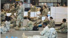 """杜文龙:疫情蔓延影响战备能力 美军或顶着""""世界第一""""的名号一事无成"""