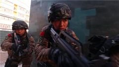 【第一军视】紧张刺激 狙击手、无人机都加入了这场反恐演练