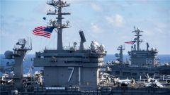 """叶海林:特朗普政府知识储备不足""""瞎指挥"""" 导致美航母部署进退失据"""