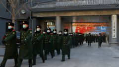 武警北京总队执勤第一支队:别样的爱国主义教育