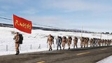 近日,军委审计署乌鲁木齐审计中心组织官兵在陌生地域进行野外拉练,锤炼官兵在严寒条件下的过硬作风,培育敢于吃苦、敢打硬拼、敢审严审的战斗精神。