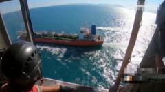 伊朗公布扣押韩国船只画面有何目的? 专家:要钱和显示掌控力