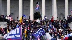 支持者集会示威闯入国会打砸 特朗普会如何看待?