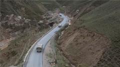 纵横1000多公里!跟着空军汽车兵奔赴新藏线