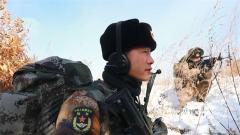 陆军第80集团军某合成旅:雪野练兵 检验部队作战能力