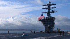 伊朗将领称几个小时就能让美航母变成潜艇 宋晓军:传递战略自信