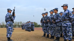 南部战区海军某旅组织多课目实战化训练