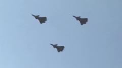 专家解读:歼-20首飞十周年 空军跨越式发展过程中歼-20起到重要作用