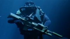 美国海军依托特种部队介入大国冲突不明智