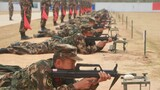 近日,武警第二机动总队某支队开展实弹射击训练,他们通过营造逼真战场环境,引导官兵以打赢为标尺,克敌制胜。