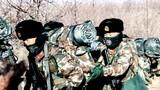 近日,武警宁夏总队把部队拉到黄河沿线的陌生地域开展大练兵活动,在恶劣天候和复杂环境中提升部队战斗力。
