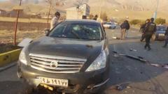 伊朗请国际刑警组织通缉暗杀科学家嫌疑人