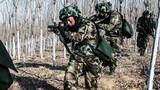 近日,武警宁夏总队机动支队紧密结合冬季练兵特点,从严从难开展捕歼战斗训练,提高部队实战能力。