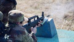 """真打实练,战略支援部队某部打响""""开训第一枪"""""""