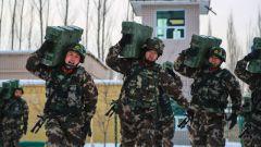 武警塔城支队实战化练兵对接战场