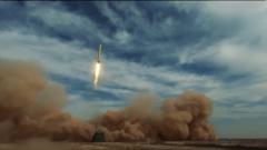 伊朗国产导弹命中1800公里外目标