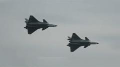 滕建群:歼-20首飞十周年之际 台军风声鹤唳
