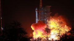 【第一军视】酷!2021开门红 我国成功发射天通一号03星