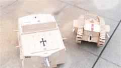 """坦克""""大战""""来袭!小小坦克模型竟内藏乾坤"""