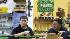 木质模型蹶张弩 模型高手逼真还原古代弩造型