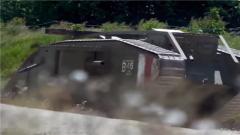 """坦克还分雌雄?来看木质兵器库中的坦克鼻祖""""兄弟"""""""