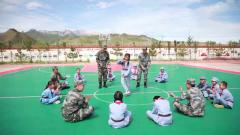 【温暖的回响】联勤保障部队:祁连青山常在 脱贫环保双赢