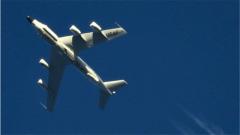 台当局罕见炒作美军机活动 专家:拿着放大镜找支援
