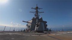 """美军舰再挑衅 美军的""""混合操控""""是什么伎俩?"""