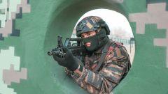 磨砺反恐利刃 武警新疆总队克拉玛依支队实战化训练掠影