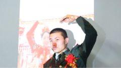 """武警官兵的""""云婚礼"""",一起来看看吧!"""